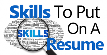 5 Essential Items to include and not include on your Resume