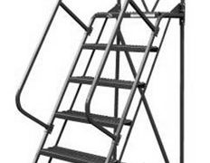 5 Common Types of Ladders Every Warehouse Should Have